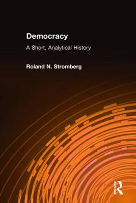 Democracy: A Short, Analytical History