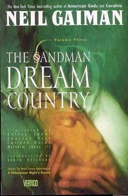 Sandman: Volume 3: Dream Country