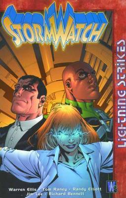 Stormwatch: Volume 2: Lightning Strikes
