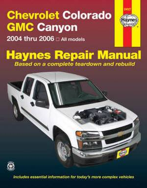 Chevrolet Colorado & Gmc Canyon (04 - 06)