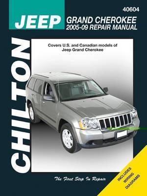Jeep Grand Cherokee Automotive Repair Manual: 05-09