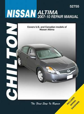Nisan Altima 07-10 (Chilton)