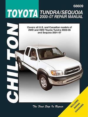 Toyota Tundra/Sequoia 2000-07 (Chilton)