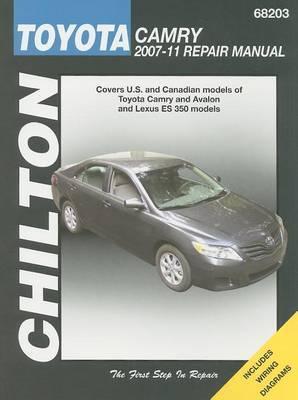 Toyota Camry, Avalon & Lexus Es 350 07-11 (Chilton