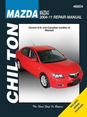 Mazda 3 Automotive Repair Manual: 04-11