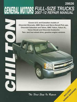 Chevrolet Silverado Automotive Repair Manual