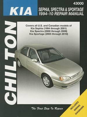 Kia Spectra/Sephia/Sportage Automotive Repair Manual: 1994-2010