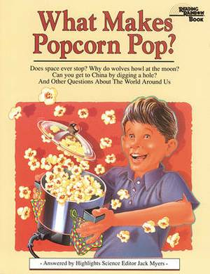 What Makes Popcorn Pop?