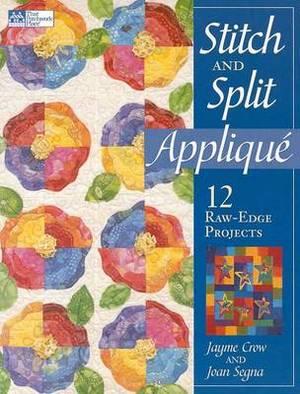 Stitch and Split Applique