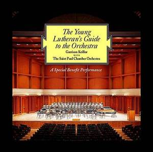 The Young Lutheran's Guide to the Orchestra: A Special Benefit Performance