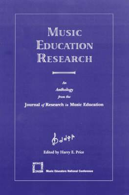 Music Education Research: An Anthology from the Journal of Research in Music Education
