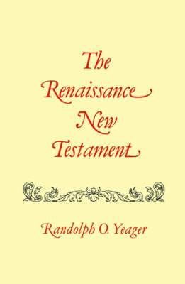 Renaissance New Testament, The: James 4:1-Jude 1:26