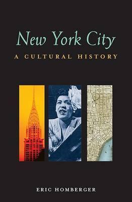 New York City: A Cultural History