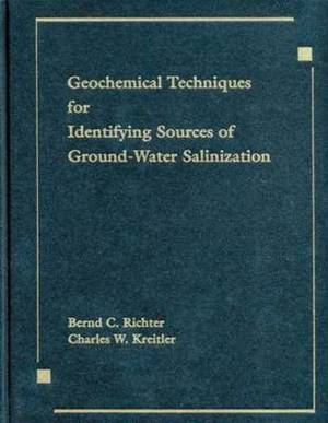 Geochemical Techniques for Identifying Sources of Ground-water Salinization