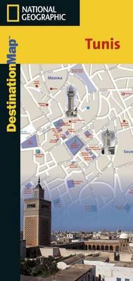 Tunis: Destination City Maps