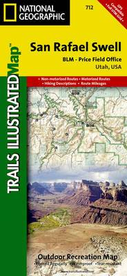 San Rafael Swell: Trails Illustrated Other Rec. Areas