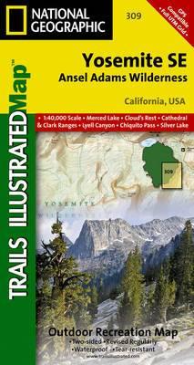 Yosemite SE Ansel Adams Wilderness: California, USA