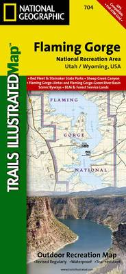 Flaming Gorge National Recreation Area: Utah / Wyoming, USA
