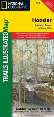 Hoosier National Forest: Trails Illustrated Other Rec. Areas