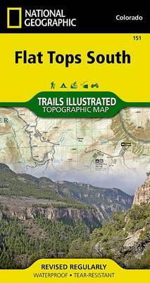 Flat Tops South: Trails Illustrated