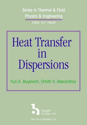 Heat Transfer in Dispersions