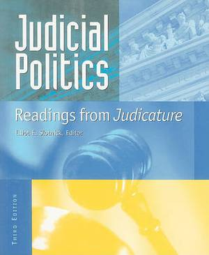 Judicial Politics: Readings from Judicature