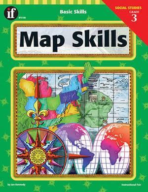 Map Skills, Grade 3
