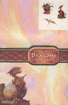 Dark Horse Deluxe Stationery Exotique: Bob Eggleton's Dragons