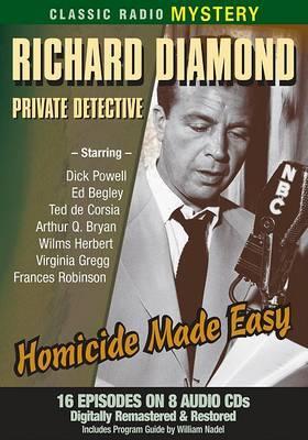Richard Diamond, Private Detective: Homicide Made Easy