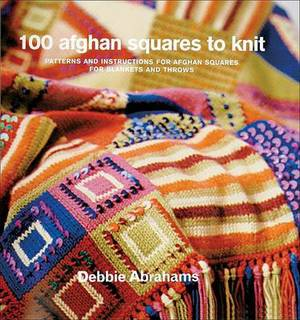 100 Afghan Squares to Knit