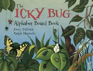 Icky Bug Alphabet Board Book
