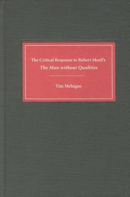 The Critical Response to Musil's  The Man without Qualities