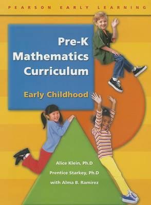 Pre Kindergarten Mathematics Curriculum Book 1994c