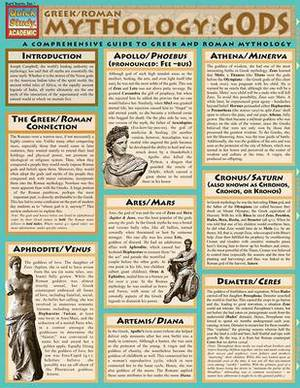 Mythology: Greek/Roman Gods: Reference Guide