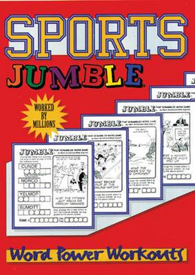 Sports Jumble (R): Word Power Workouts