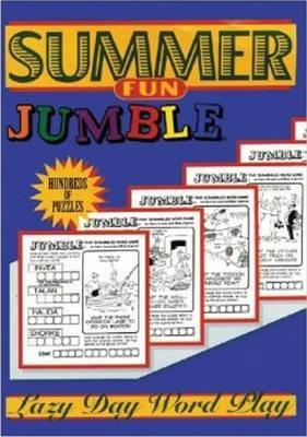 Summer Fun Jumble (R): Lazy Day Word Play