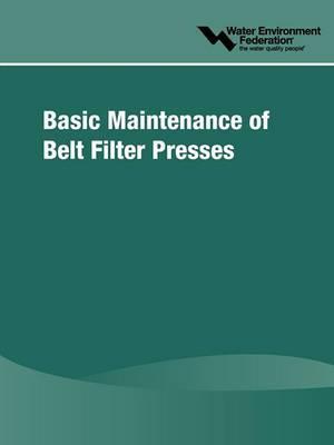 Basic Maintenance of Belt Filter Presses
