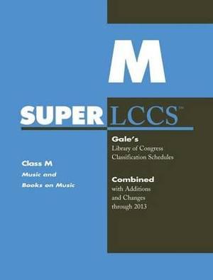 SUPERLCCS 13: Schedule M Music& Books on Music