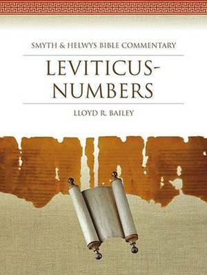 Leviticus-Numbers