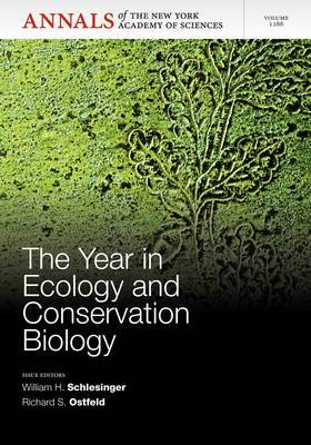 The Year in Ecology and Conservation Biology