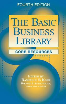 The Basic Business Library: Core Resources