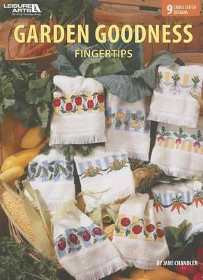 Garden Goodness Fingertips: 9 Cross Stitch Designs