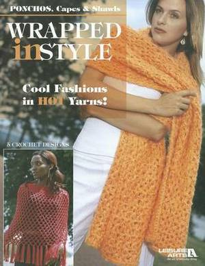 Wrapped in Style: Ponchos, Capes & Shawls
