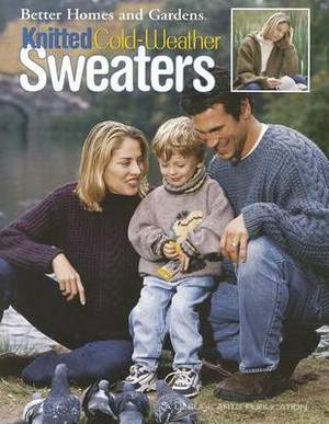 Better Homes and Gardens Knitted Cold-Weather Sweaters