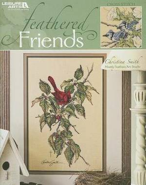 Feathered Friends: Cross Stitch