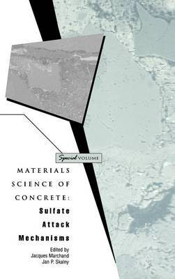 Materials Science of Concrete: Sulfate Attack Mechanisms