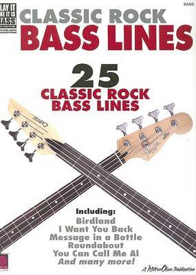 Classic Rock Bass Lines