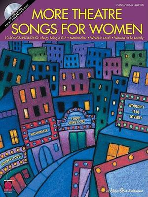 More Theatre Songs for Women: Voice