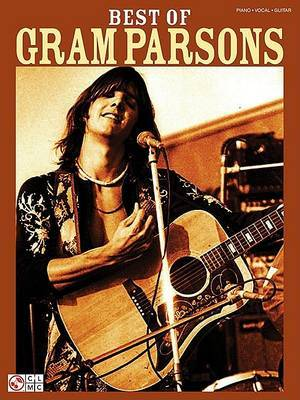 Best of Gram Parsons: Piano - Vocal - Guitar