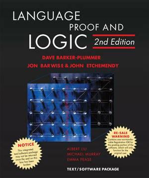 Language, Proof and Logic